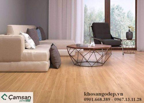 Sàn gỗ Camsan 12mm 4510 tại Quảng Ninh