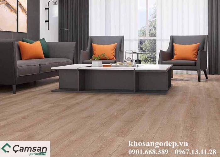 Sàn gỗ Camsan 8mm 2101