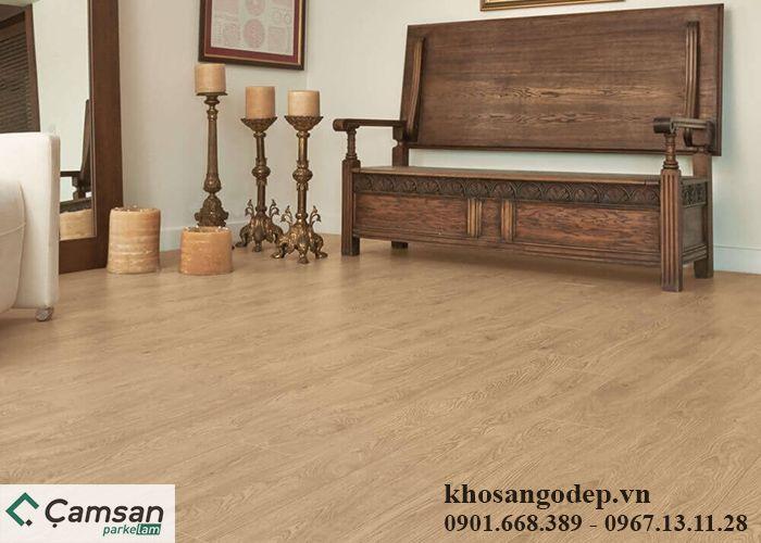 Sàn gỗ Camsan 10mm 4010