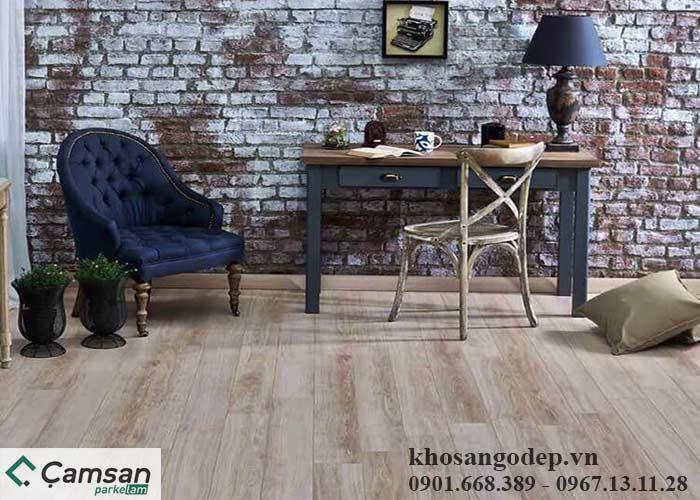 Sàn gỗ Camsan 12mm 4515
