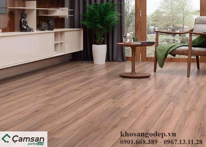 Sàn gỗ công nghiệp Camsan MS 4525 10mm
