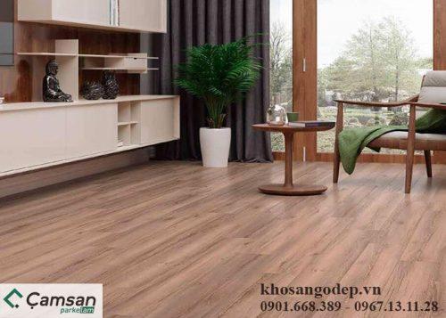 Sàn gỗ công nghiệp Camsan MS 4525