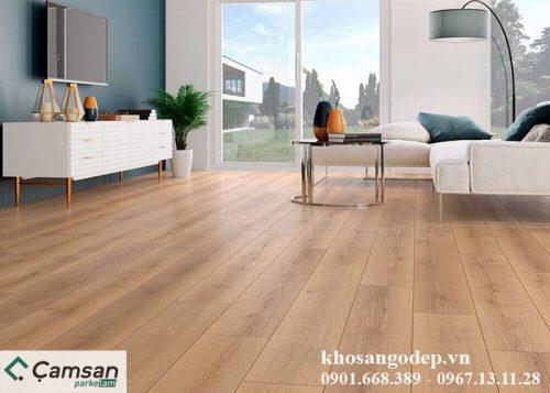 Sàn gỗ Công Nghiệp Camsan MS 625