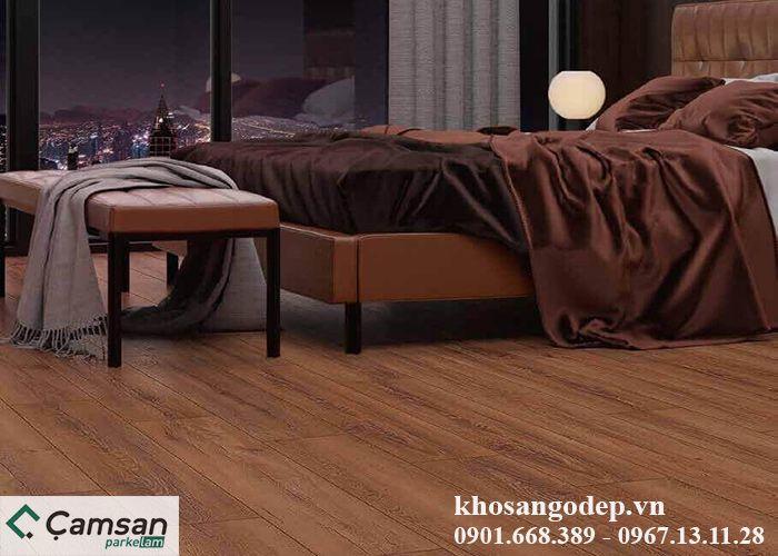 Sàn gỗ Camsan 8mm 705