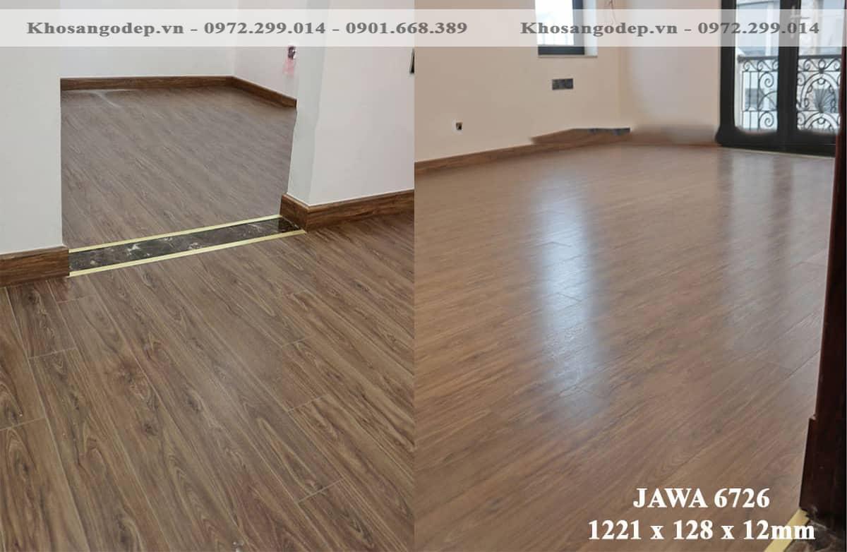 Sàn Gỗ Jawa 6726 - 12mm