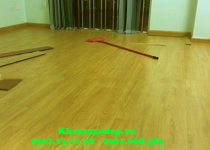 sàn gỗ jawa 813