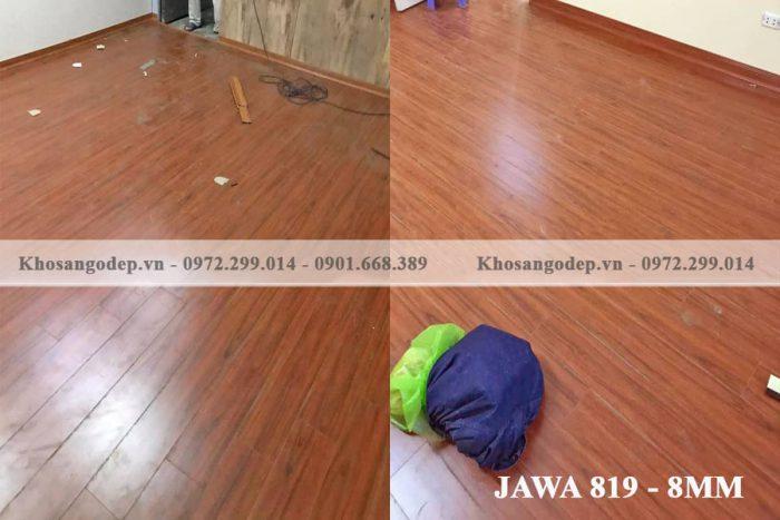 Sàn Gỗ Jawa 819