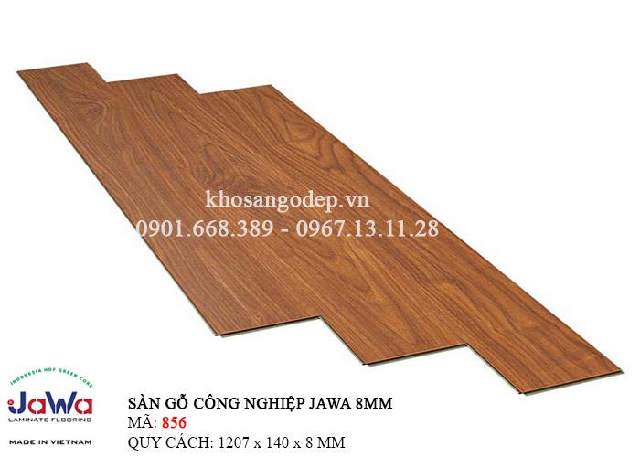 Sàn gỗ Jawa cốt xanh 856
