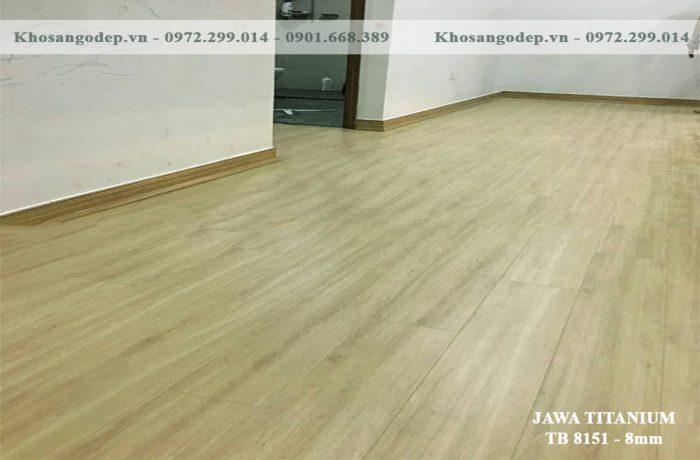Sàn Gỗ Jawa TB 8151