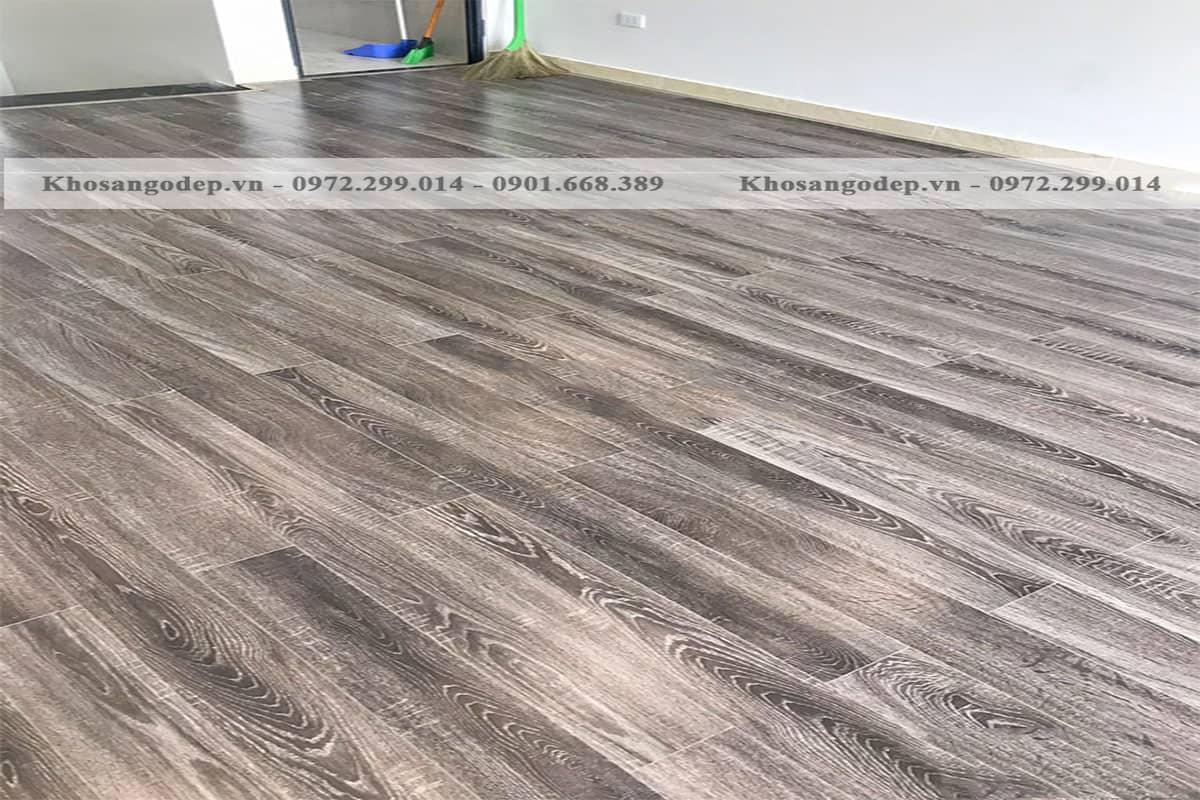 Sàn Gỗ Jawa Titanium TB 658