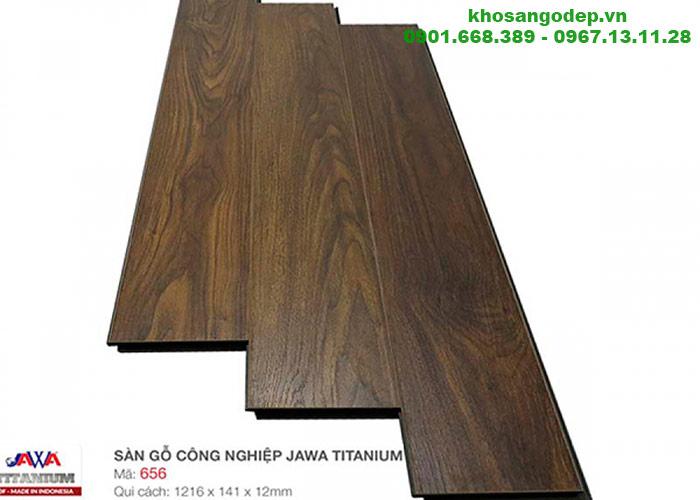 Sàn gỗ Jawa Titanium TB 656