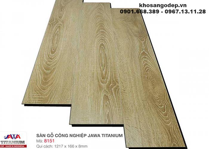 Sàn gỗ Jawa Titanium TB 8151