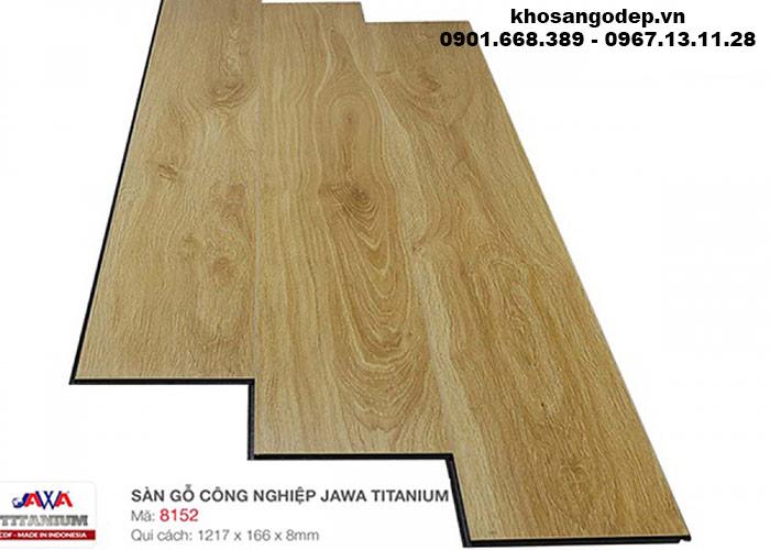 Sàn gỗ Jawa Titanium TB 8152