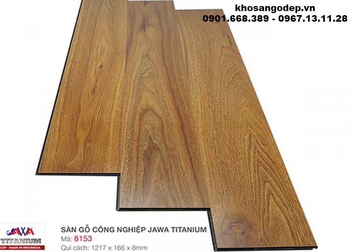 Sàn gỗ Jawa Titanium TB 8153