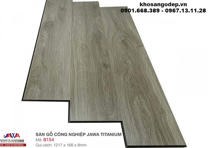 Sàn gỗ Jawa Titanium TB 8154