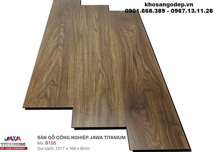 Sàn gỗ Jawa Titanium TB 8155