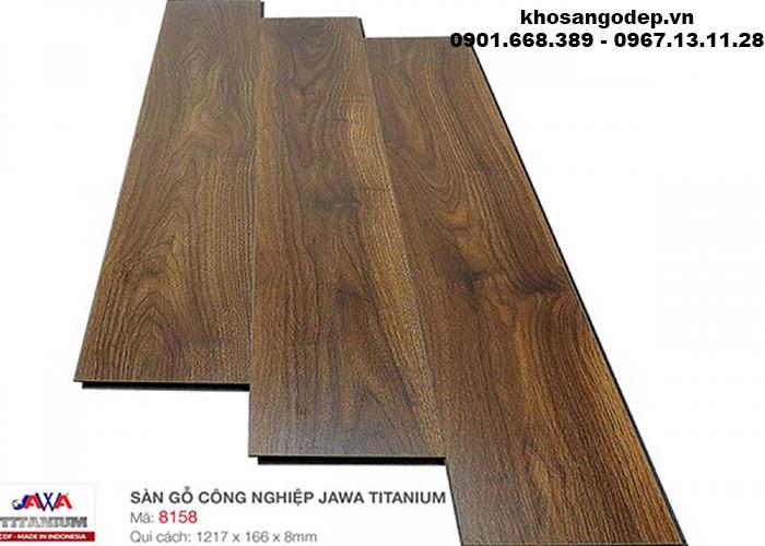 Sàn gỗ Jawa Titanium TB 8158