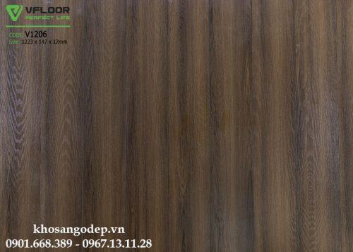 Sàn gỗ Vfloor V1206
