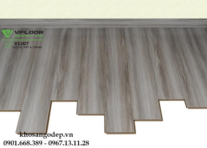 Sàn gỗ Vfloor V1207