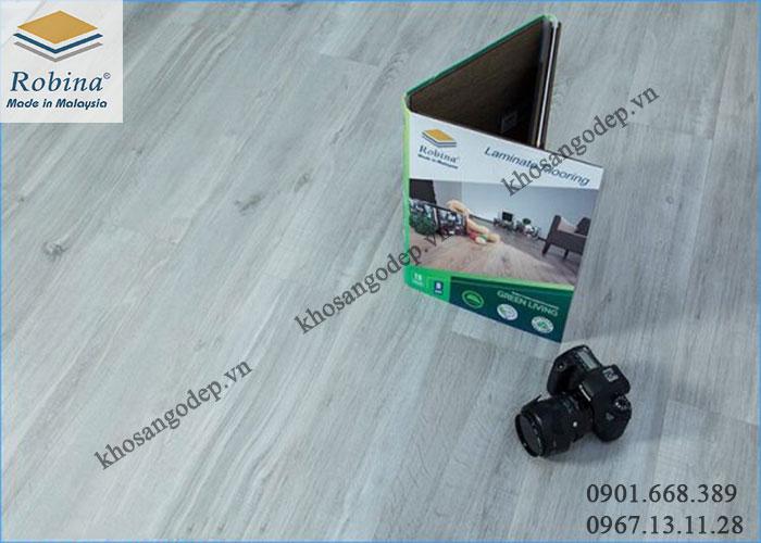 Sàn gỗ Robina 8mm tại Long Biên