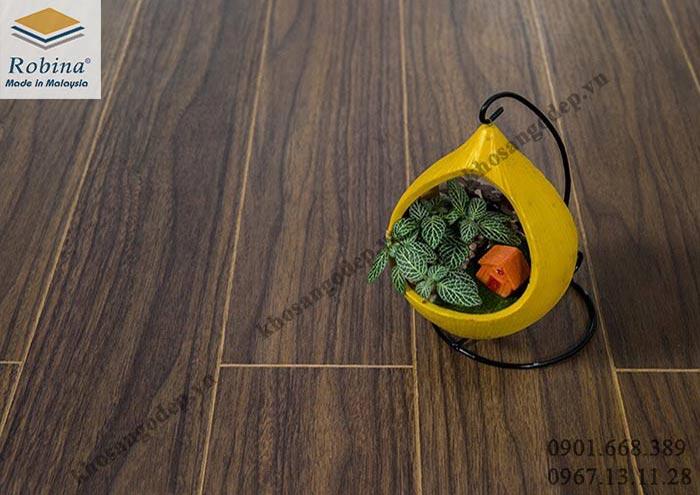 Sàn gỗ Robina 12mm W15-BN tại Tây Hồ Hà Nội