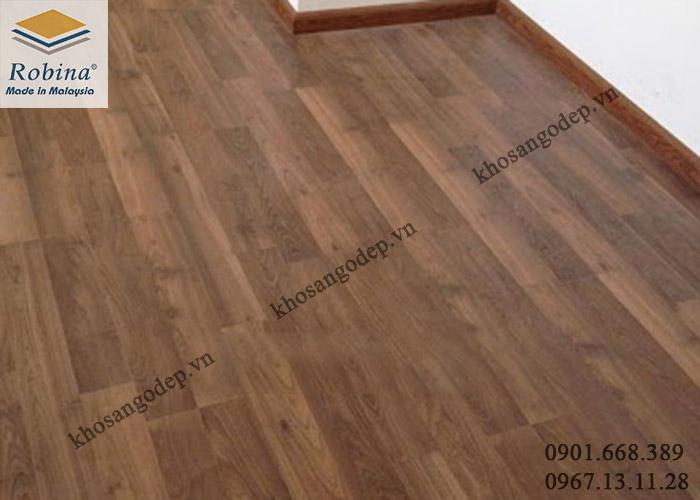 Sàn gỗ Robina 8mm AC22 tại Ninh Bình