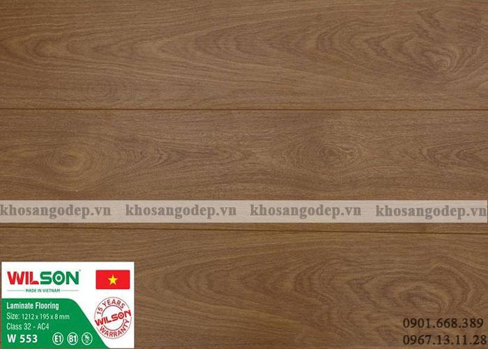 Sàn gỗ giá rẻ 8mm