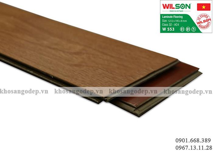 Sàn gỗ giá rẻ W553