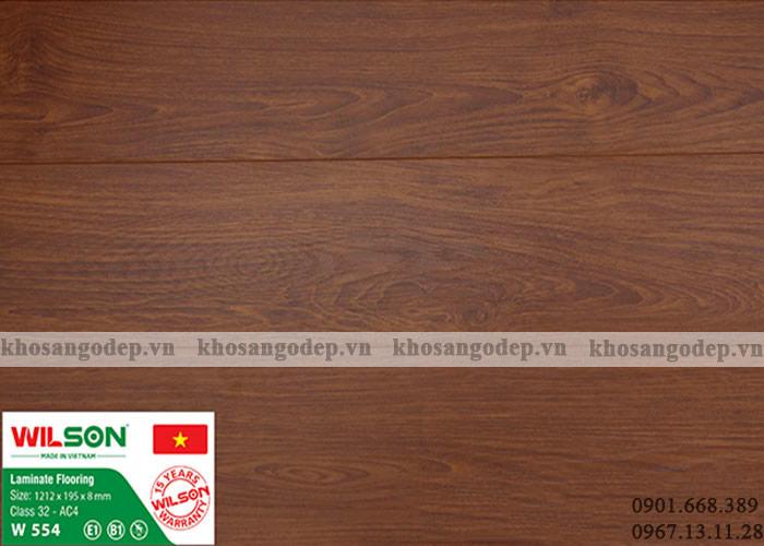 Sàn gỗ giá rẻ W554