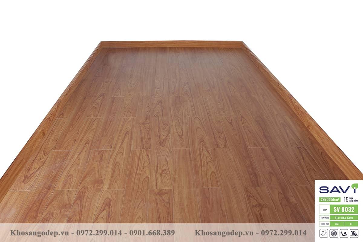 Sàn gỗ Savi SV8032 12mm