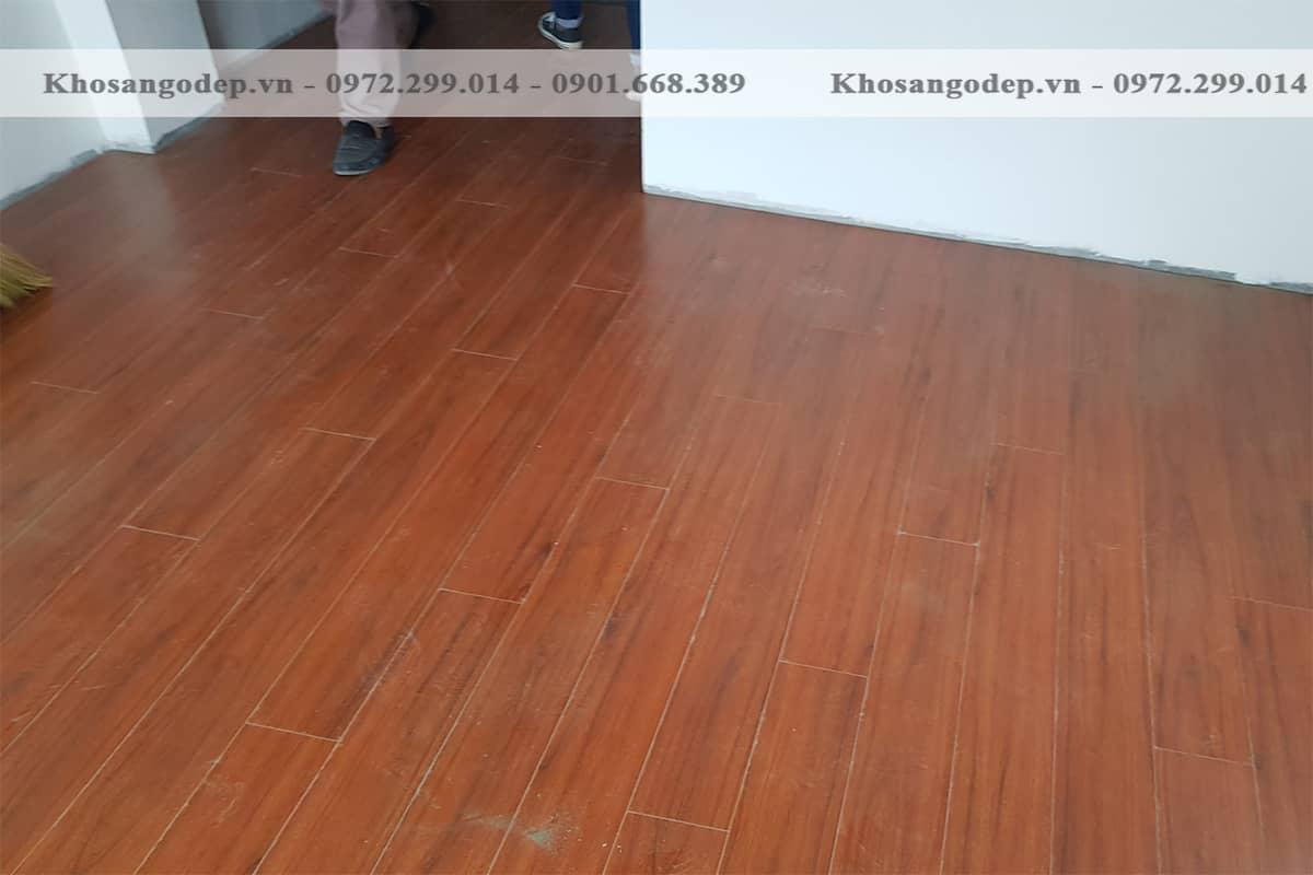 Sàn gỗ Savi SV 8034 tại hà nam