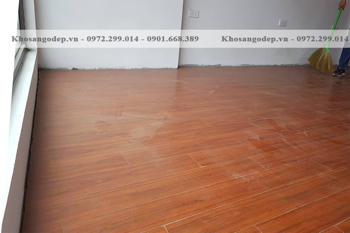 Sàn gỗ Savi SV 8034