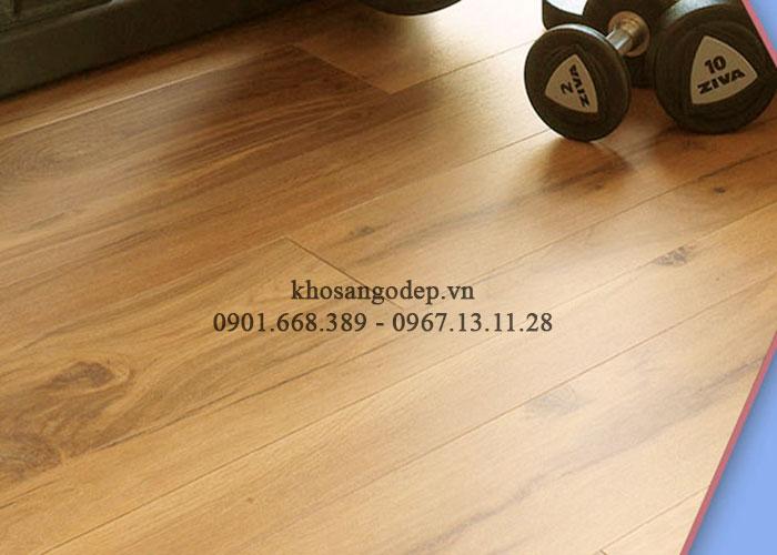 Sàn gỗ Wilson 8mm W551 tại Long Biên