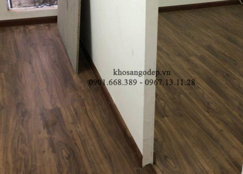 Sàn gỗ Wilson W555 tại Bắc Ninh