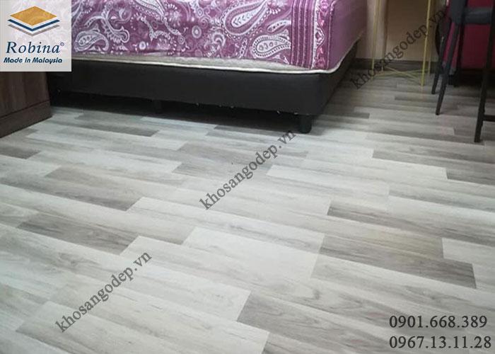 Sàn gỗ Malaysia Robina 12mm