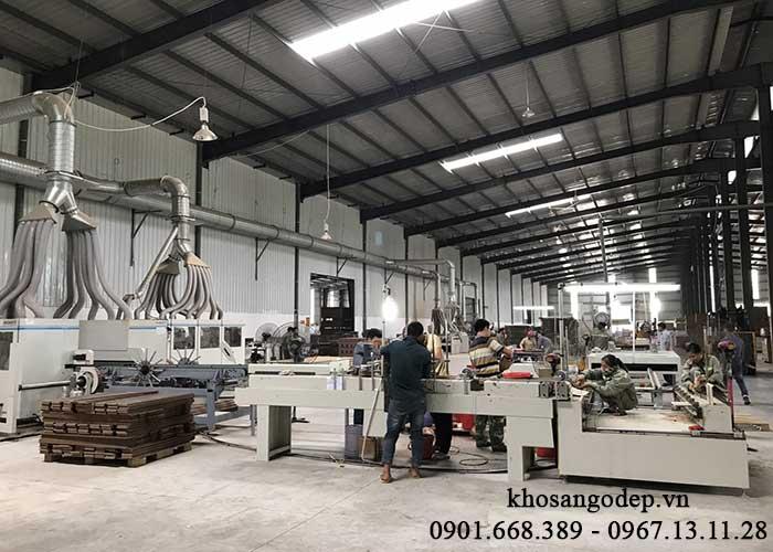 Nhà máy Wilson Việt Nam