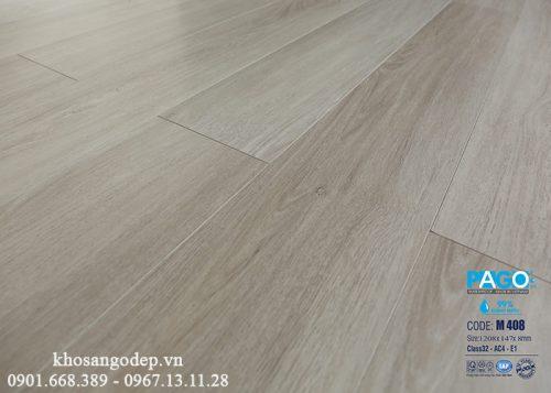 Sàn gỗ Pago M408