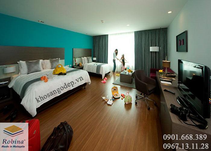 Sàn gỗ Malaysia Robina
