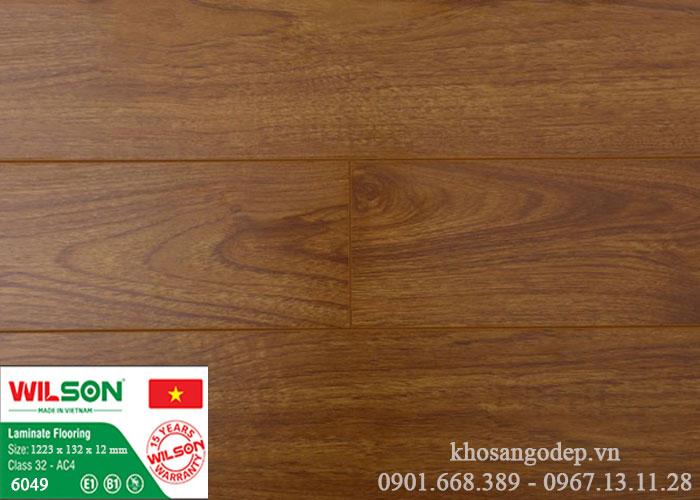 Sàn gỗ Wilson Việt Nam 12mm
