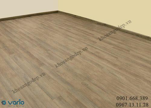 Sàn gỗ Vario O123 tại Gia Lâm Hà Nội
