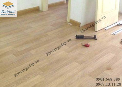 Sàn gỗ Robina 12mm tại Thanh Xuân Hà Nội