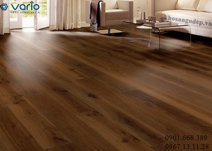 Sàn gỗ công nghiệp Vario tại Hà Nội