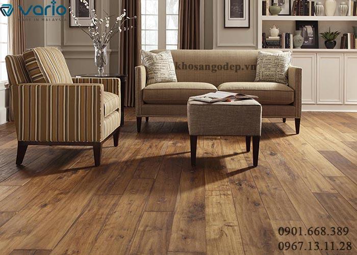Sàn gỗ công nghiệp Vario