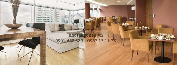 Sàn gỗ Malaysia 8mm