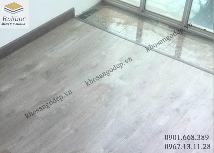 Sàn gỗ Robina 8mm tại Hạ Long Quảng Ninh