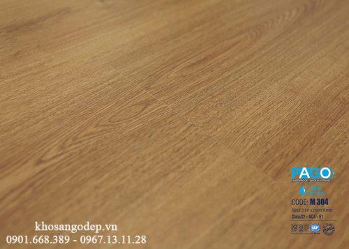 Sàn gỗ Pago cốt xanh 8mm M304