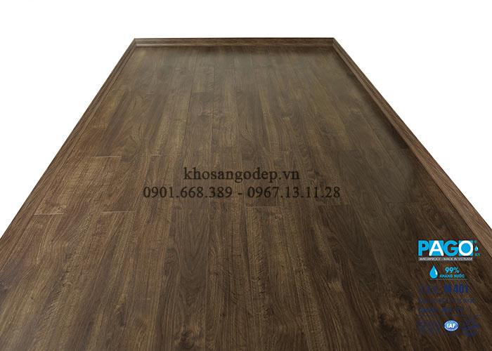 Thi công sàn gỗ Pago M401 tại Cầu Giấy