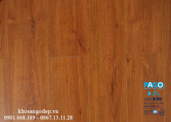 Sàn gỗ Pago M406