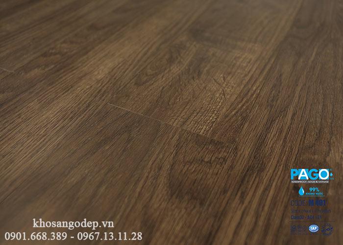 Sàn gỗ Pago M401