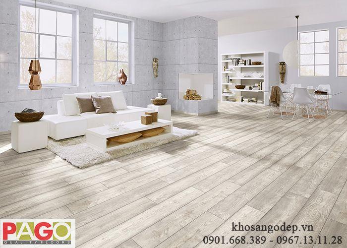 Sàn gỗ Pago cốt xanh